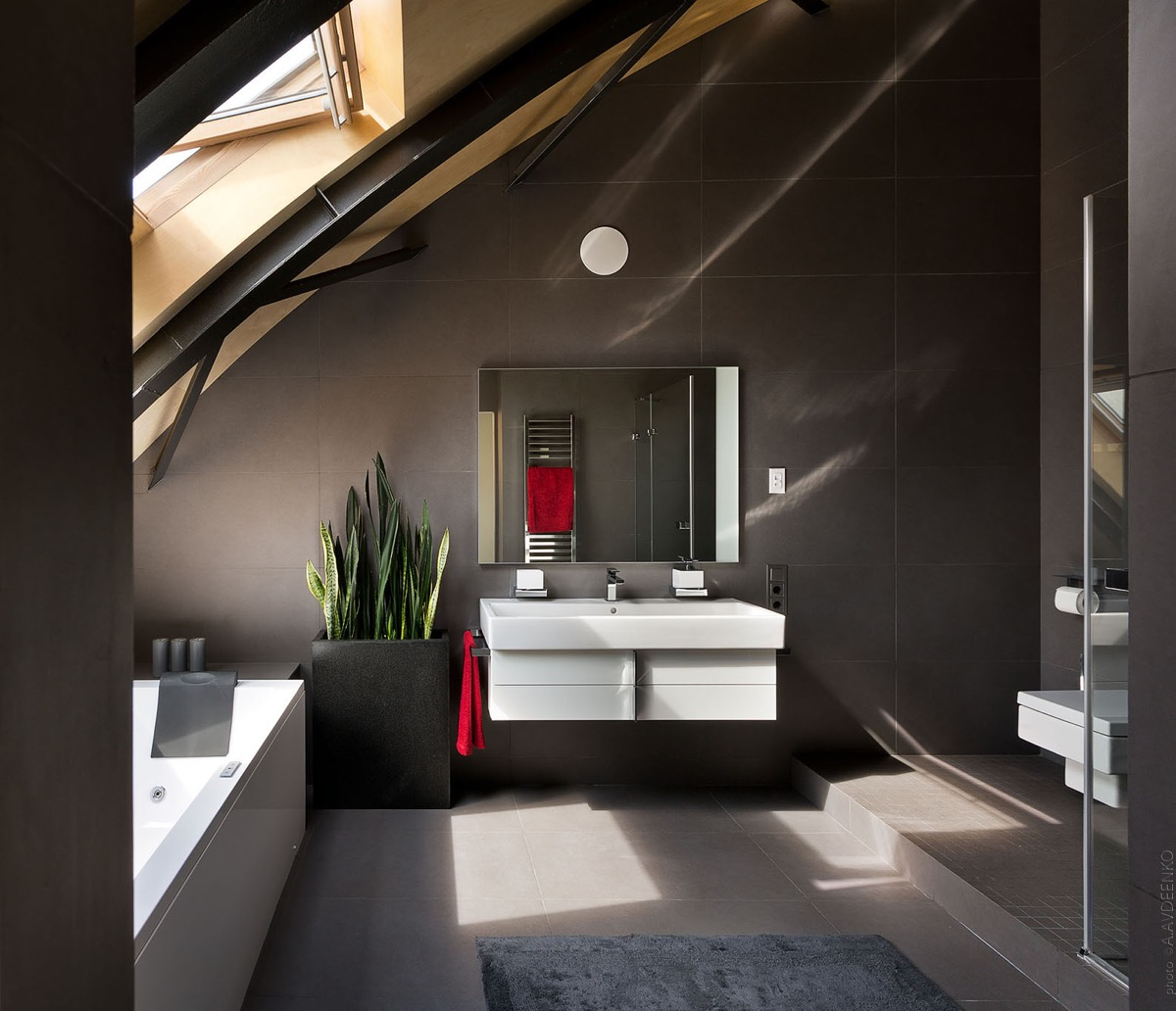 40 Modern Bathroom Vanities That Overflow With Style images 15