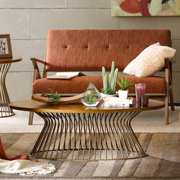 36 mid century modern coffee tables that steal centre stage for Mid century online