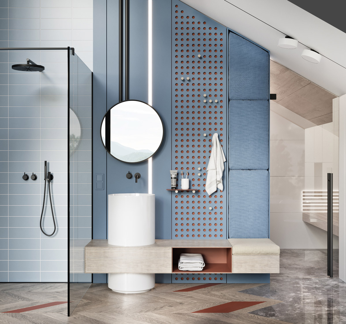 40 Modern Bathroom Vanities That Overflow With Style images 4