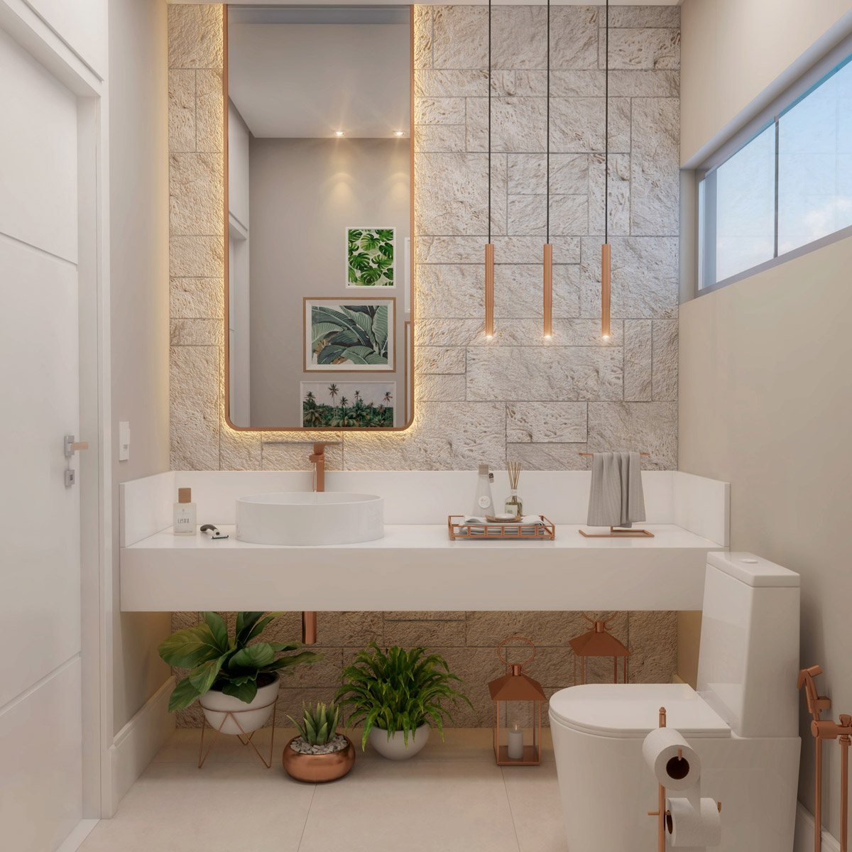 40 Modern Bathroom Vanities That Overflow With Style images 7