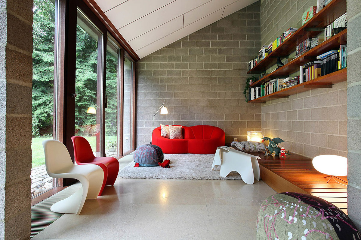 Detailed Guide & Inspiration For Designing A Mid-Century Modern Living Room images 8
