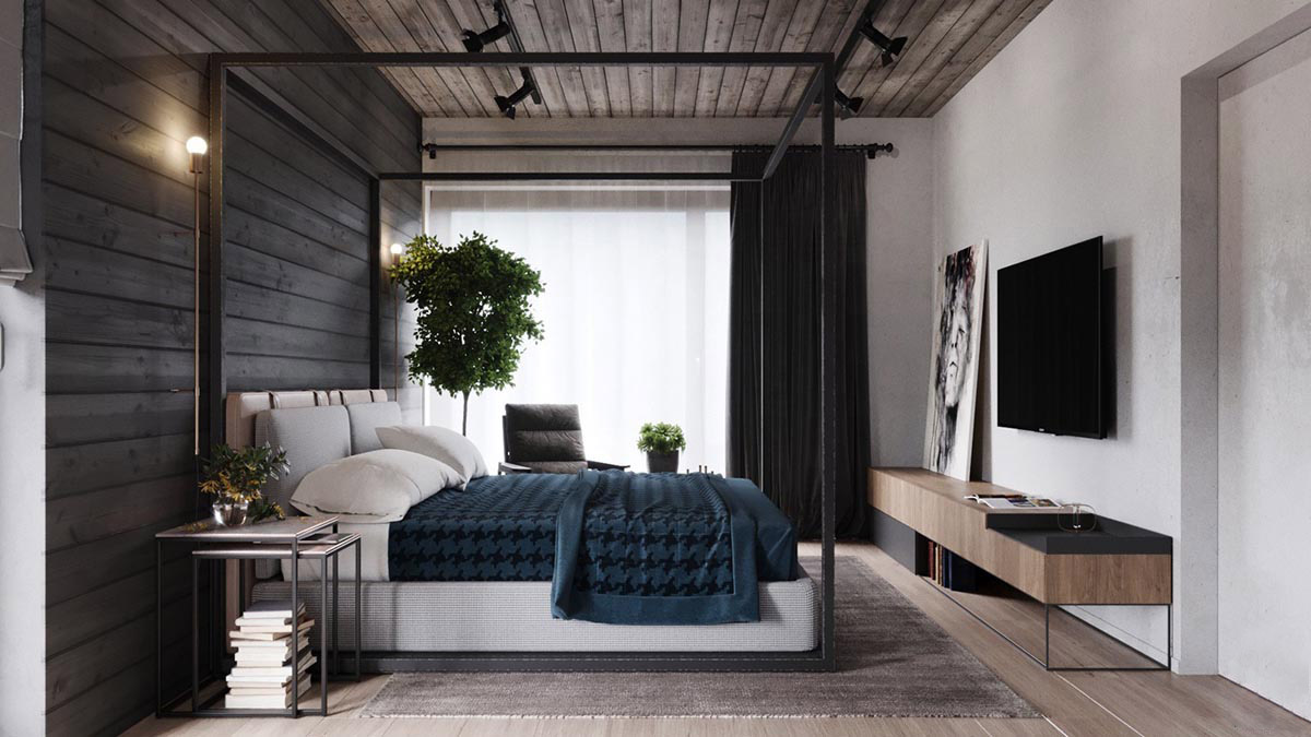 Rustic Bedrooms: Guide And Inspiration For Designing Them images 23