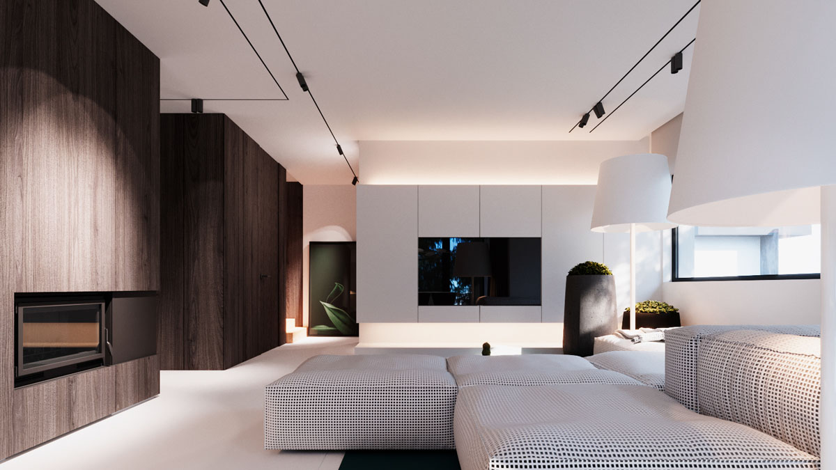 Interior Design Around Walnut Wood Finishes: 3 Great Examples images 14