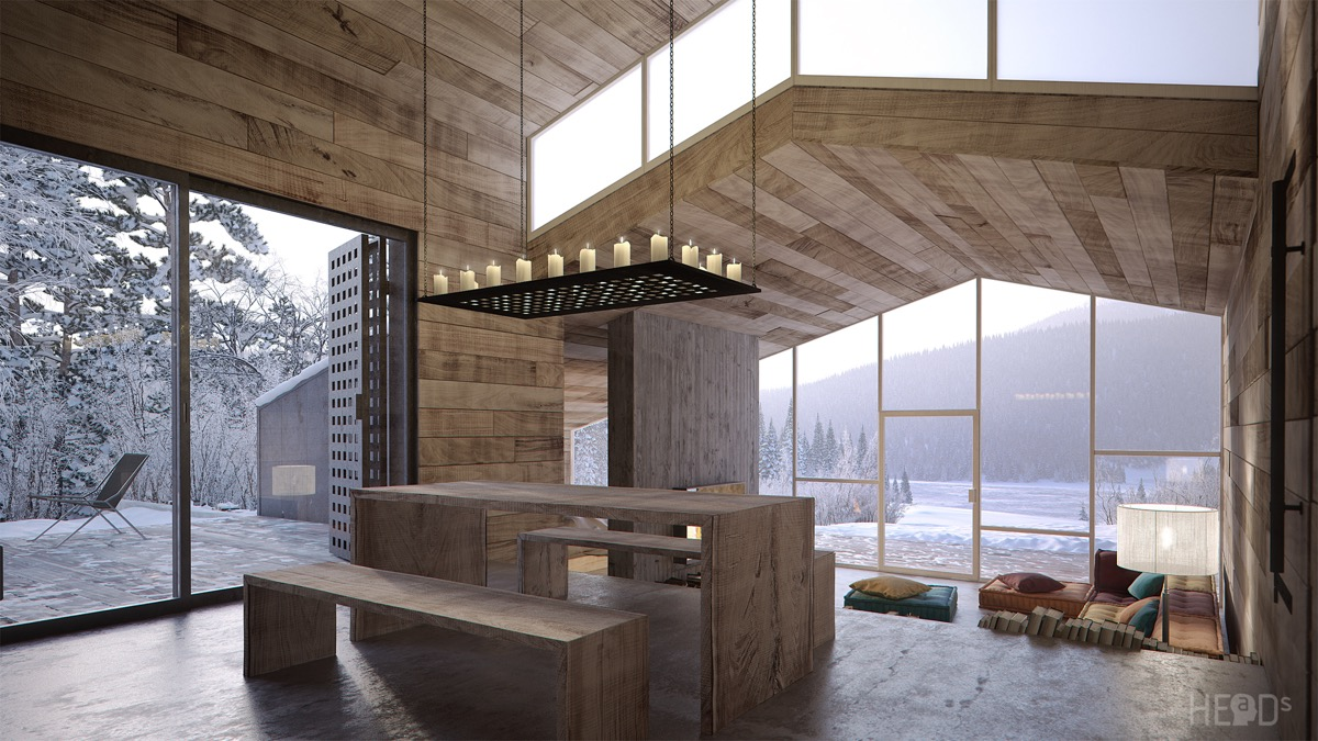 Modern Cabin Interior Design: 4 Inspiring Examples To Get Your Creative Juices Flowing images 17