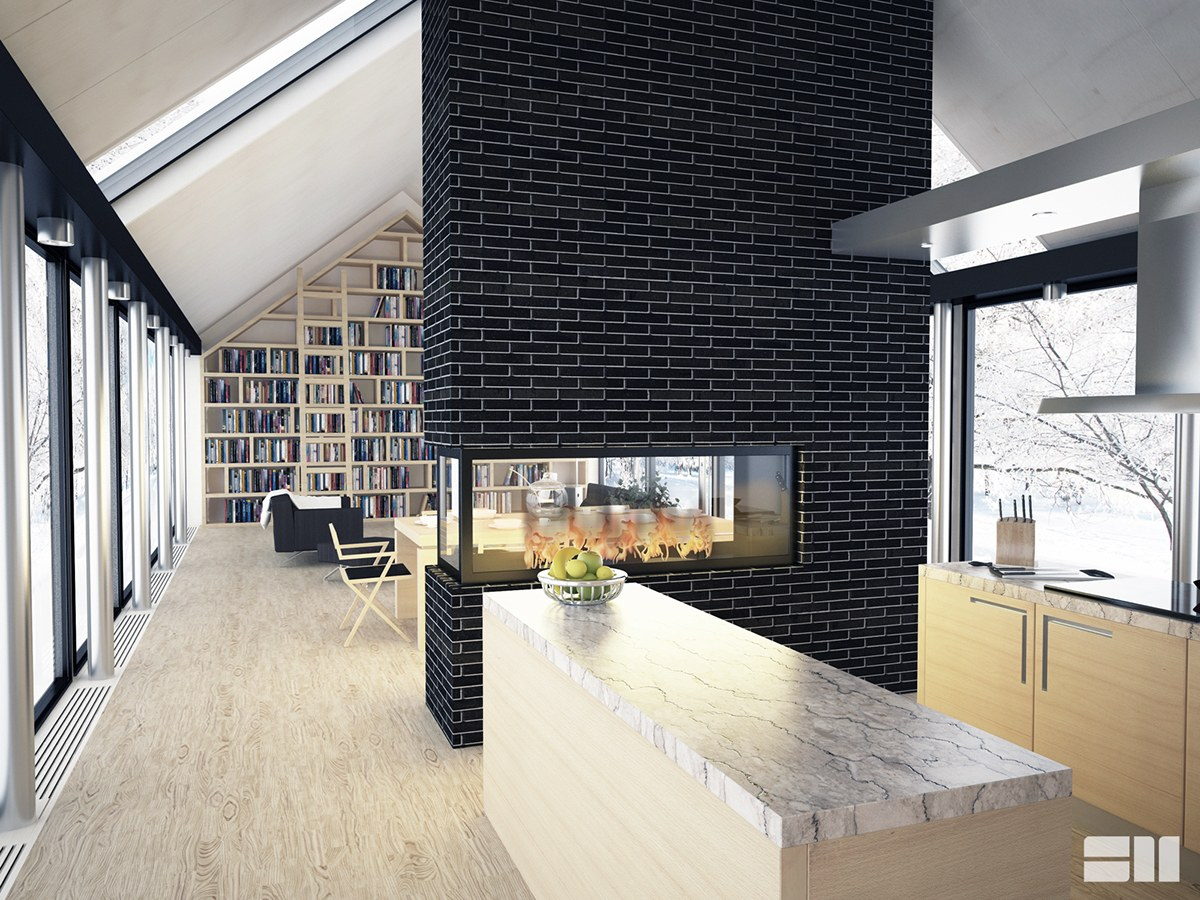 Modern Cabin Interior Design: 4 Inspiring Examples To Get Your Creative Juices Flowing images 30