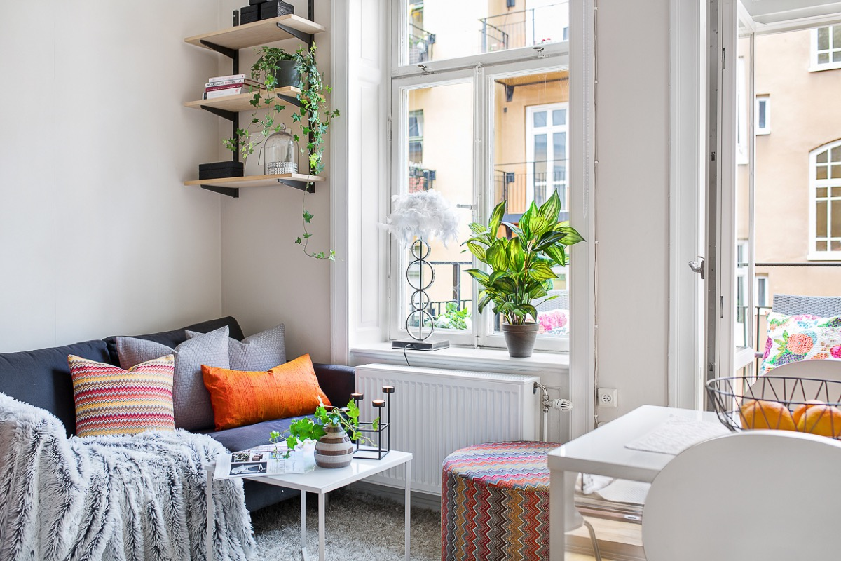 4 Small Studio Interior Designs That Give Little Places A Lift images 2