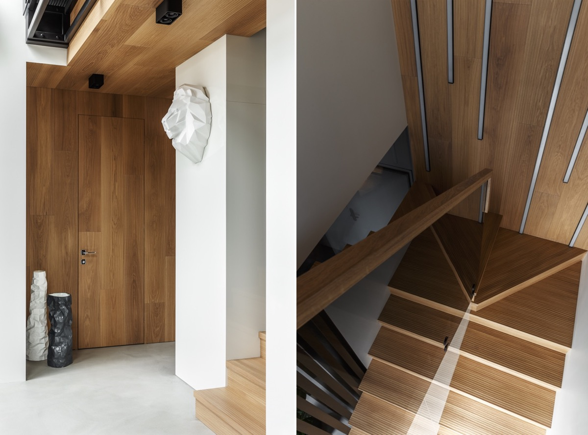 2 Gorgeous Attic Apartments That Use Grey As Base images 30