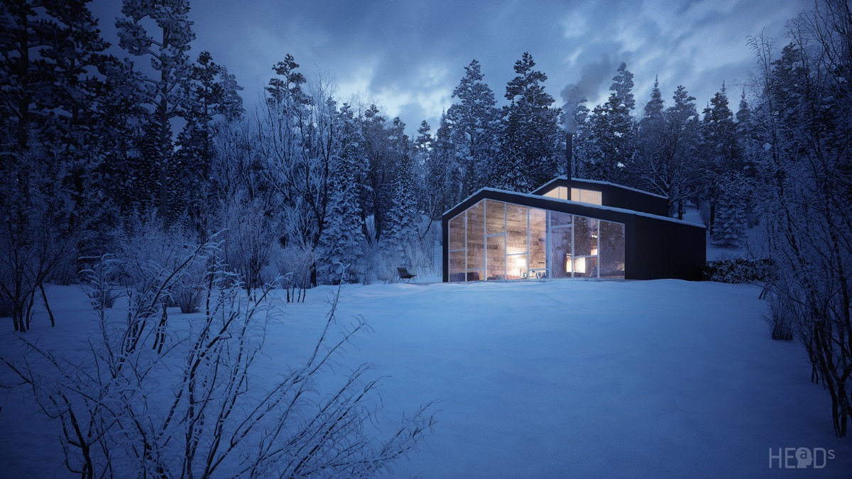 Modern Cabin Interior Design: 4 Inspiring Examples To Get Your Creative Juices Flowing images 8