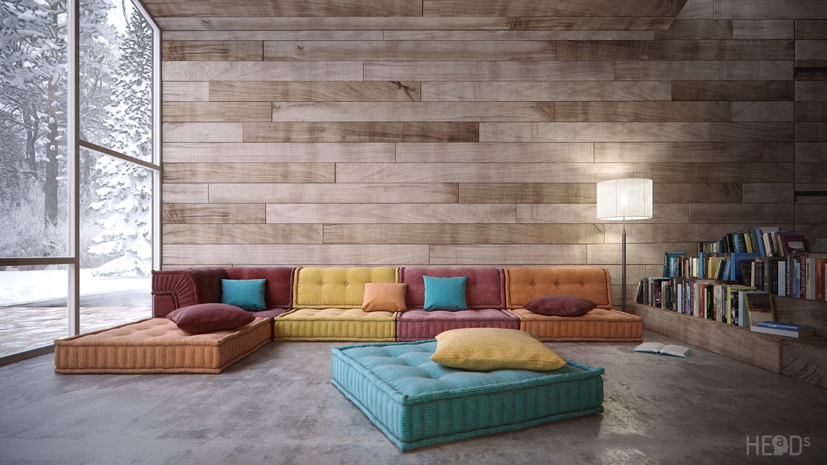 Modern Cabin Interior Design: 4 Inspiring Examples To Get Your Creative Juices Flowing images 15