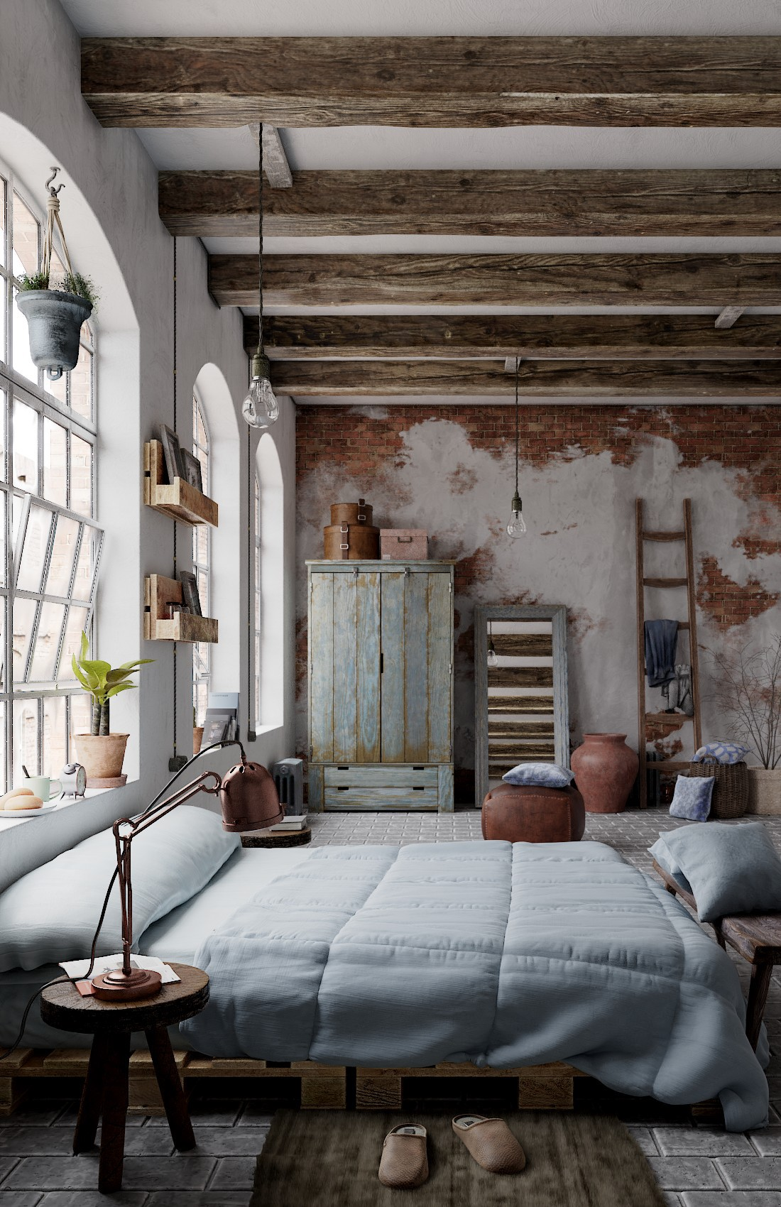 Rustic Bedrooms: Guide And Inspiration For Designing Them images 10