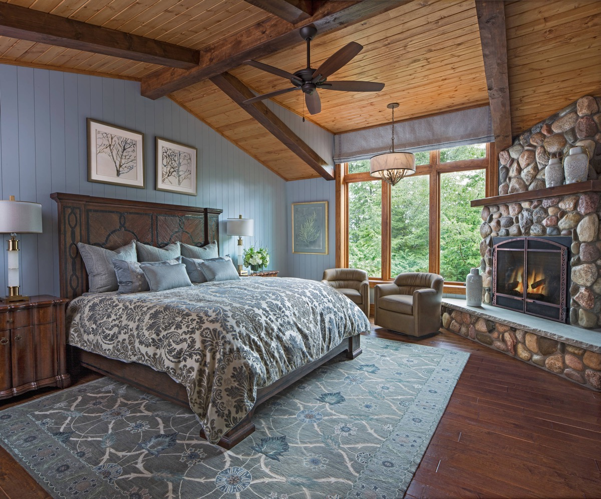 Rustic Bedrooms: Guide And Inspiration For Designing Them images 4