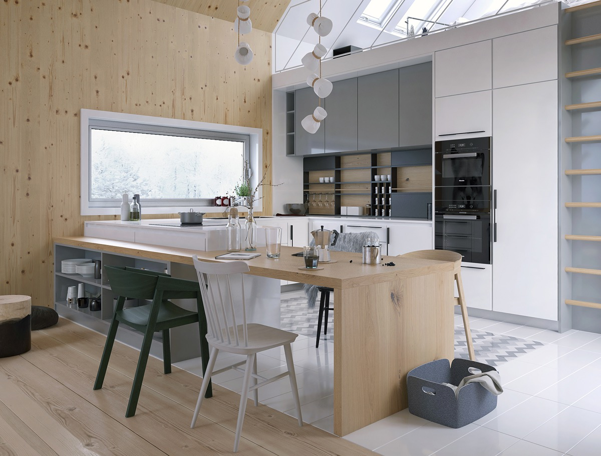 Modern Cabin Interior Design: 4 Inspiring Examples To Get Your Creative Juices Flowing images 5