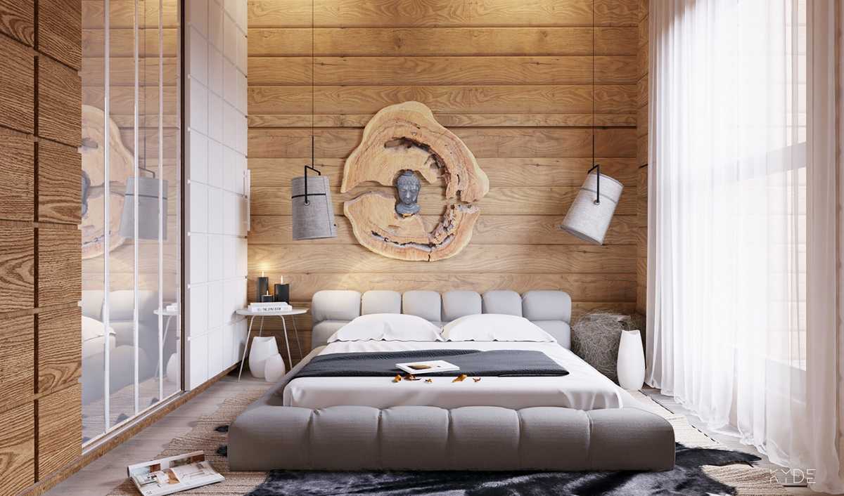 Rustic Bedrooms: Guide And Inspiration For Designing Them images 14