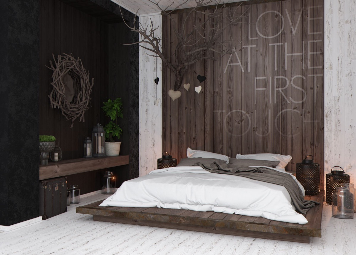 Rustic Bedrooms: Guide And Inspiration For Designing Them images 11