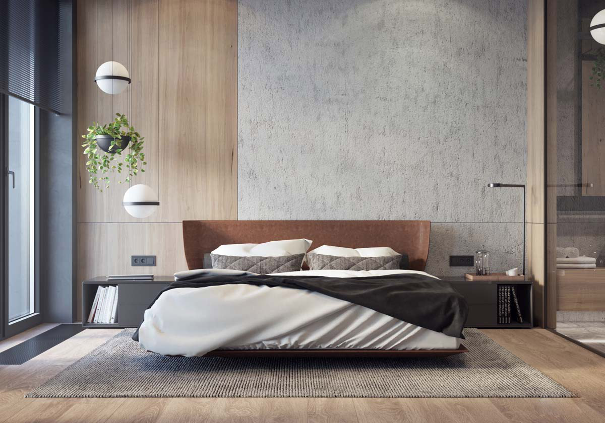 Rustic Bedrooms: Guide And Inspiration For Designing Them images 16