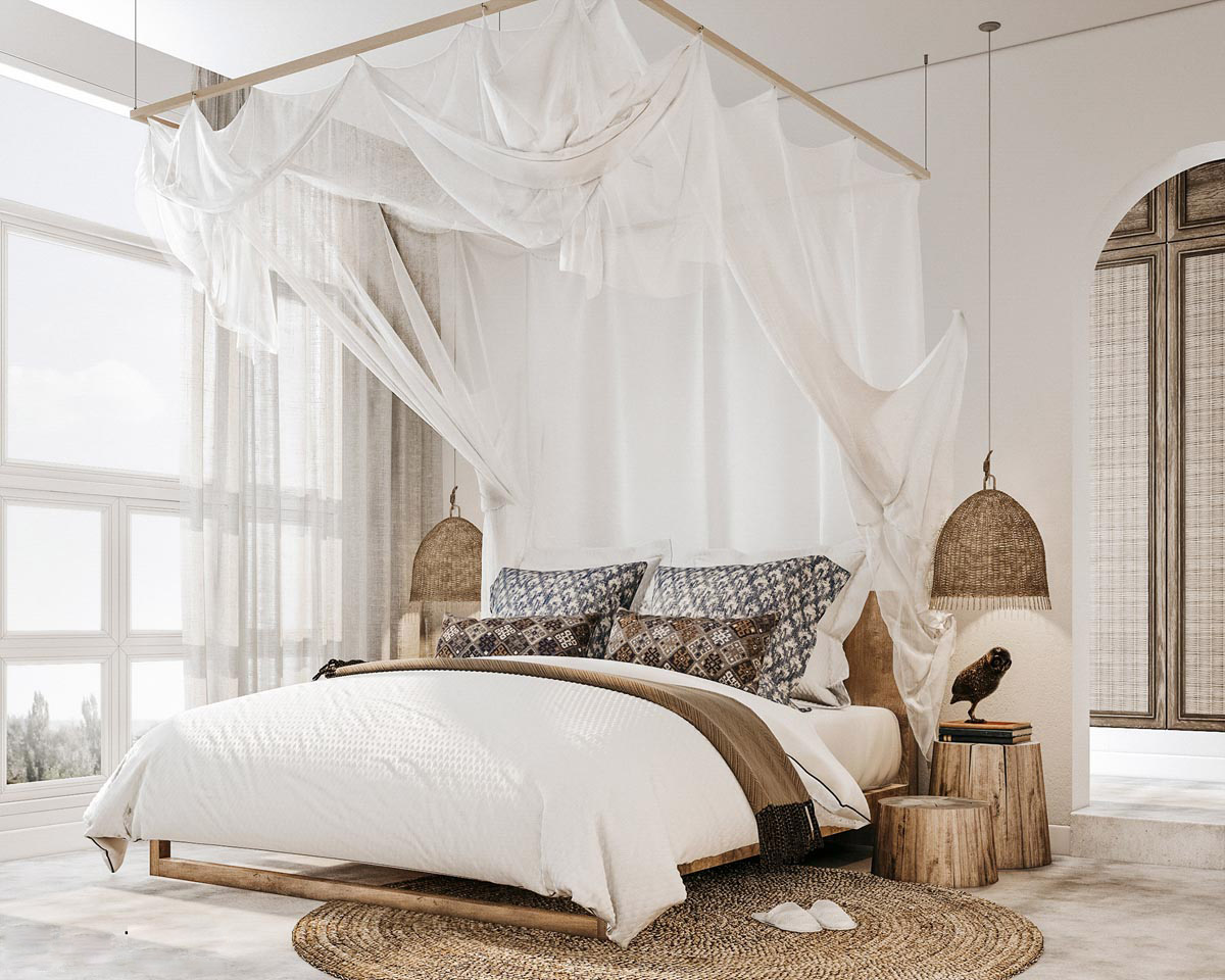 Rustic Bedrooms: Guide And Inspiration For Designing Them images 9