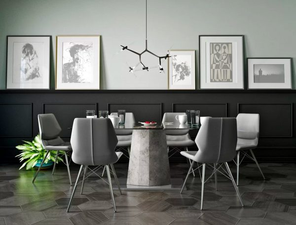 42 Modern Dining Room Sets: Table & Chair Combinations That ...