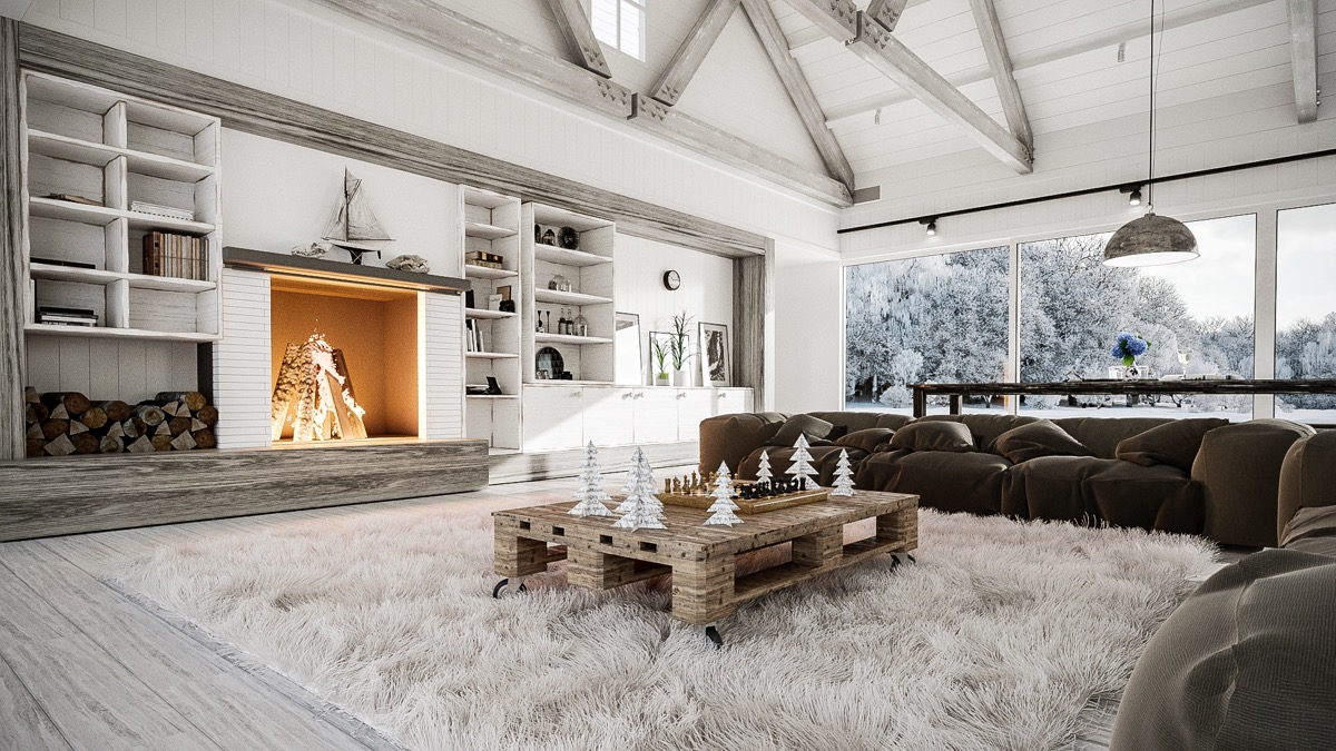 Detailed Guide & Inspiration For Designing A Rustic Living Room images 18