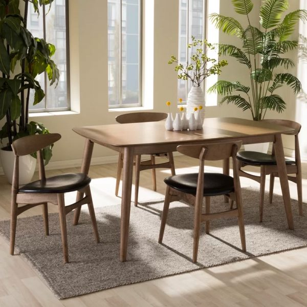 42 Modern Dining Room Sets Table Chair Combinations That Just