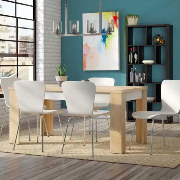 48 Modern Dining Room Sets Table Chair Combinations That Just Mesmerizing Modern Wood Dining Room Table