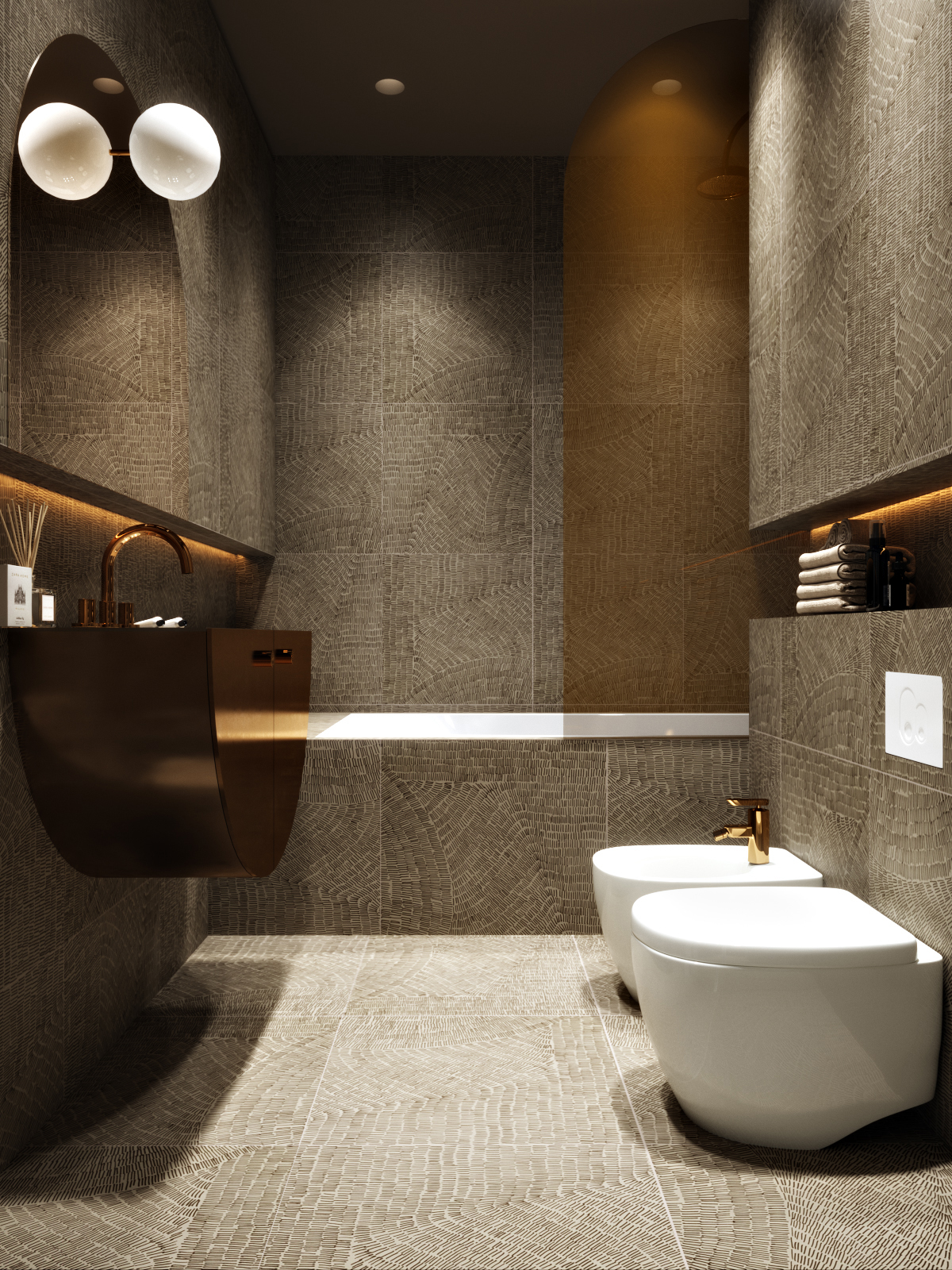 Using Gold Accents In Interior Design images 17