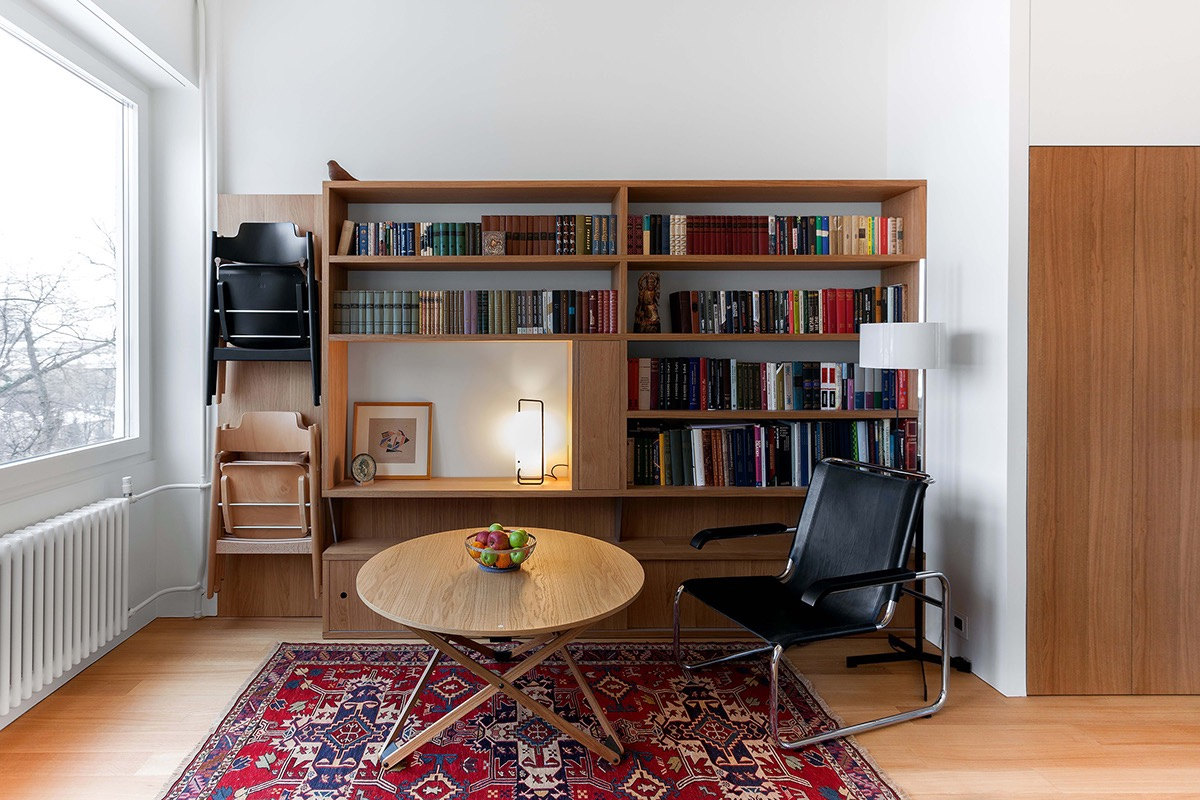 Compact Multifunctional Flat With Zoning Ideas