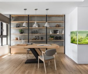 ... 50 Modern Home Office Design Ideas For Inspiration ...