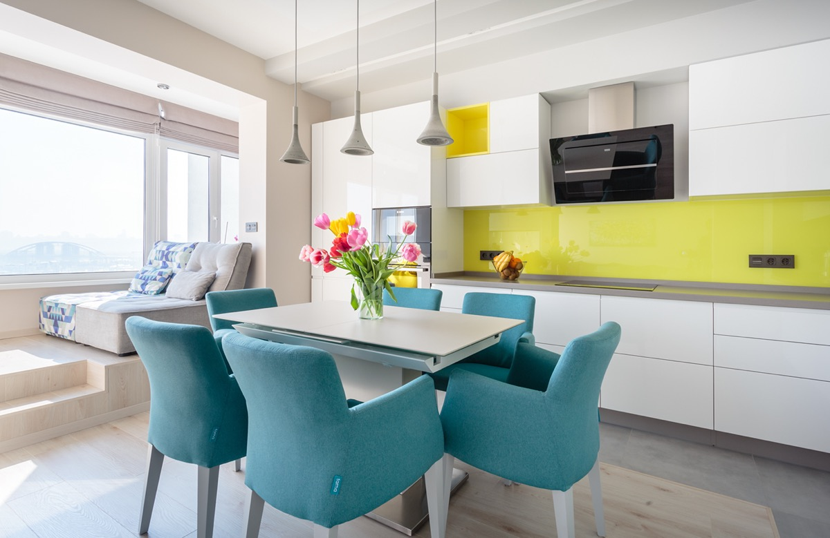 Sunny Decor Scheme To Feel Like Summer All Year Round