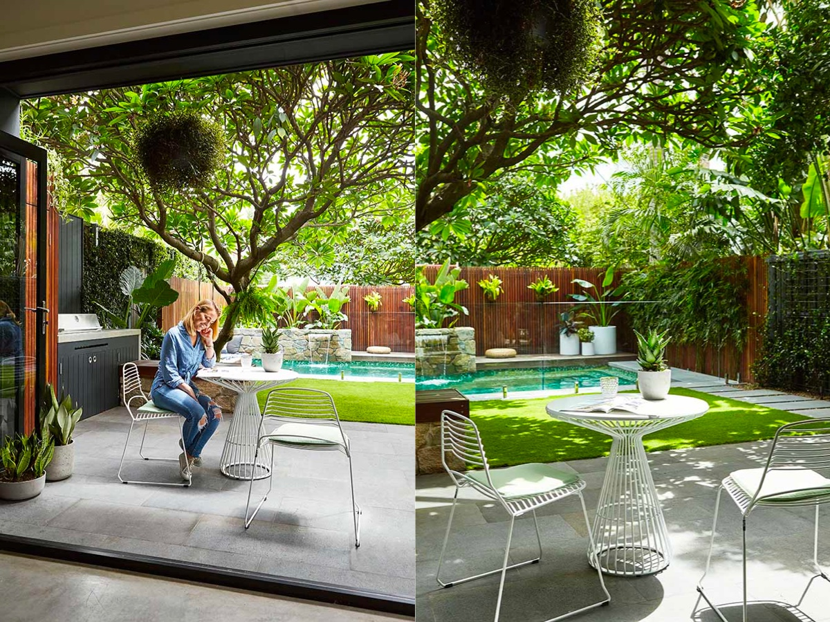 23 |; Designer: Harrisons Landscaping. Patio Design ...