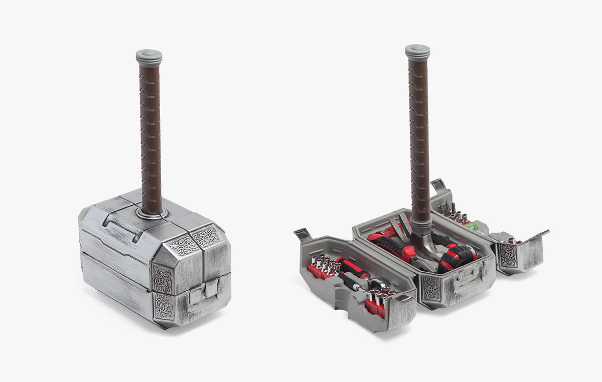 product of the week the thor hammer tool box