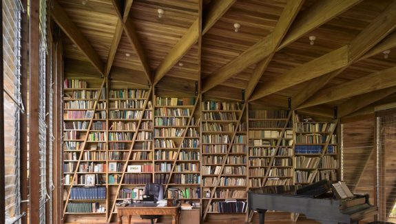 Inspiration For Designing A Writer's Home