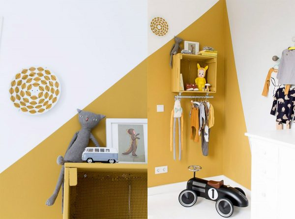 Yellow Kids\' Rooms: How To Use And Combine Bright Decor – Best ...