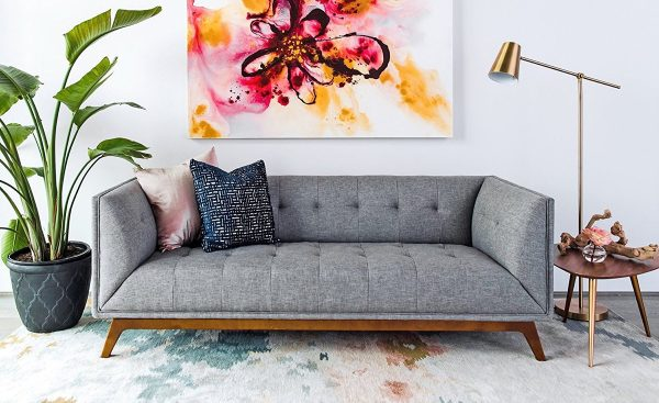 30 Mid-Century Modern Sofas That Make Your Lounge Look Innovative