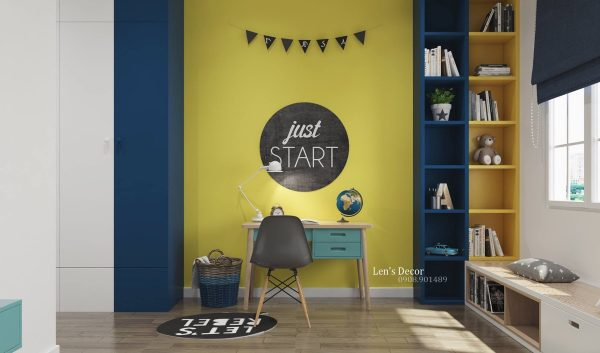 Yellow Kids\' Rooms: How To Use And Combine Bright Decor – OBSiGeN