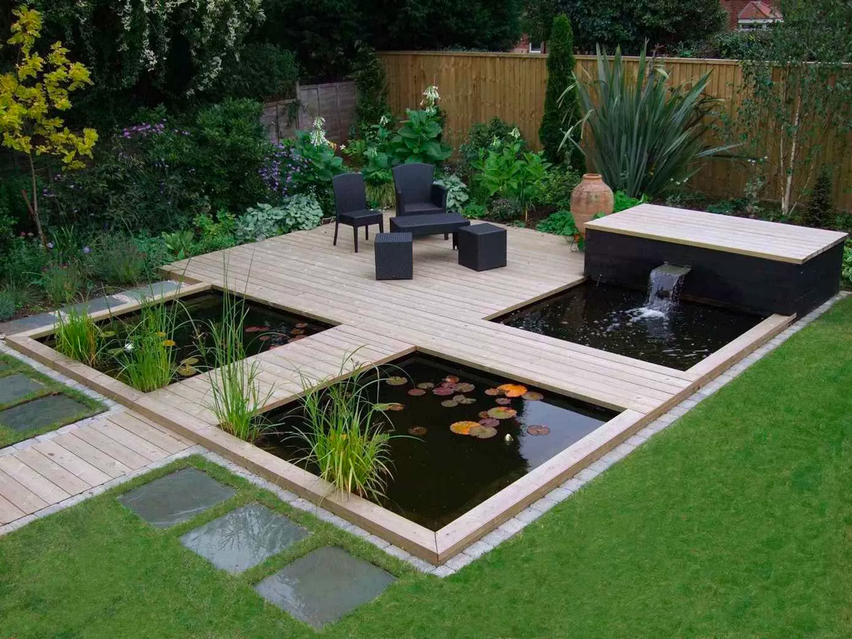 50 gorgeous outdoor patio design ideas for Gartenbepflanzung planen