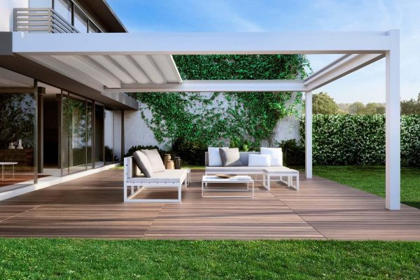 50 gorgeous outdoor patio design ideas for Dyning sonnensegel