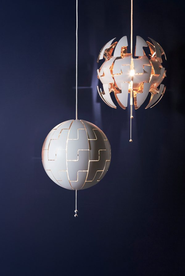 50 Beautiful Globe Pendant Lights From Metal To Glass To