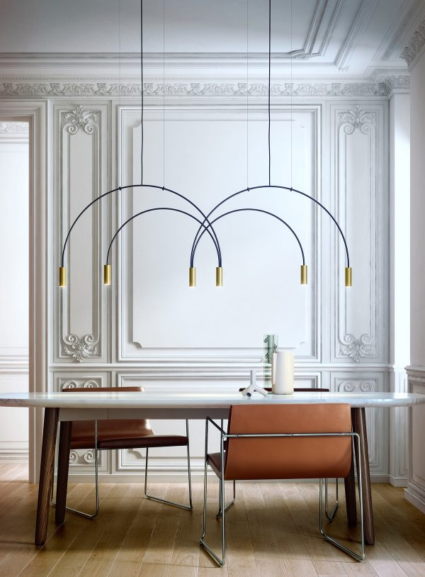 45 Beautiful Modern Chandelier Lights That Create Glamorous ...