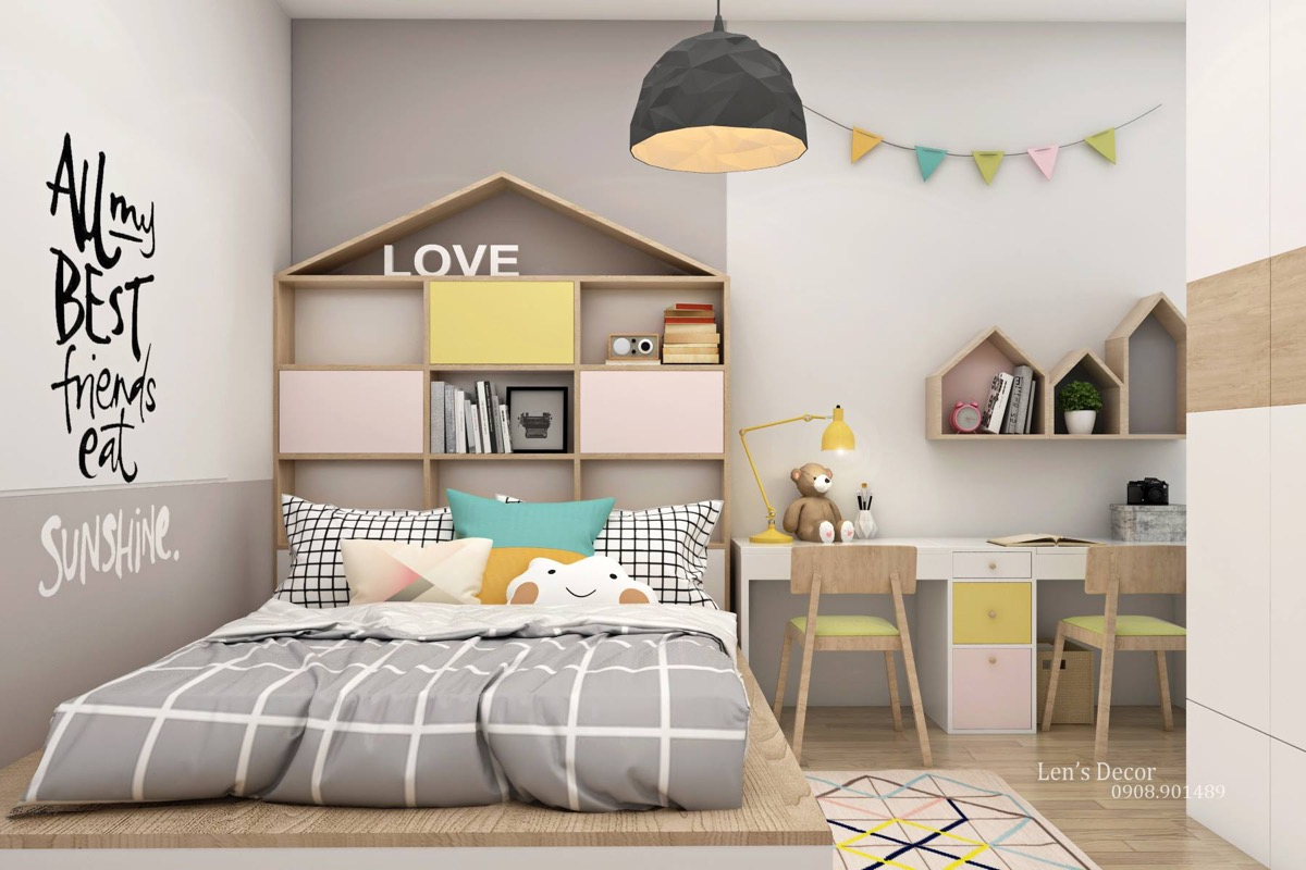 23 |; Visualizer: Lenu0027s Decor · Shared Kidsu0027 Rooms ...