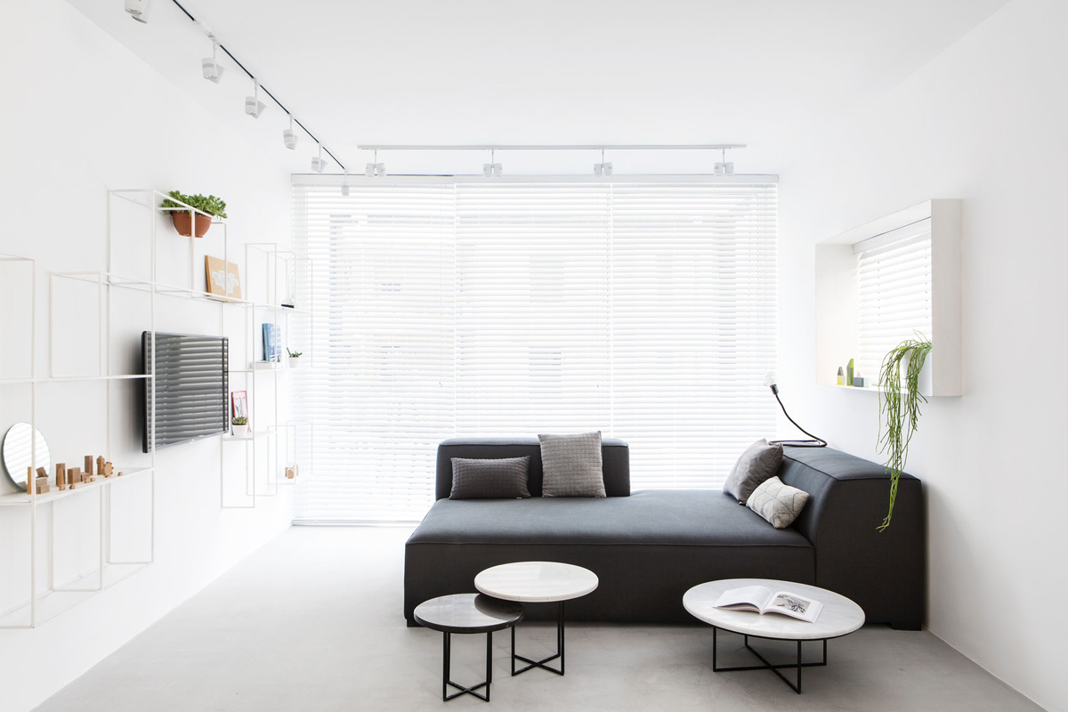 30 White Living Rooms That Exude Purity And Peace