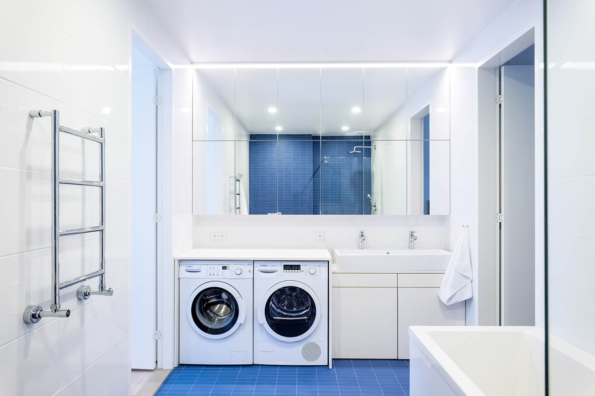 4 Bright & Cheerful Interiors That Use White & Wood To Good Effect images 25
