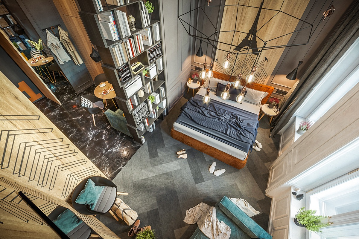Designing City Themed Bedrooms: Inspiration From 3 Hotel Suites images 3