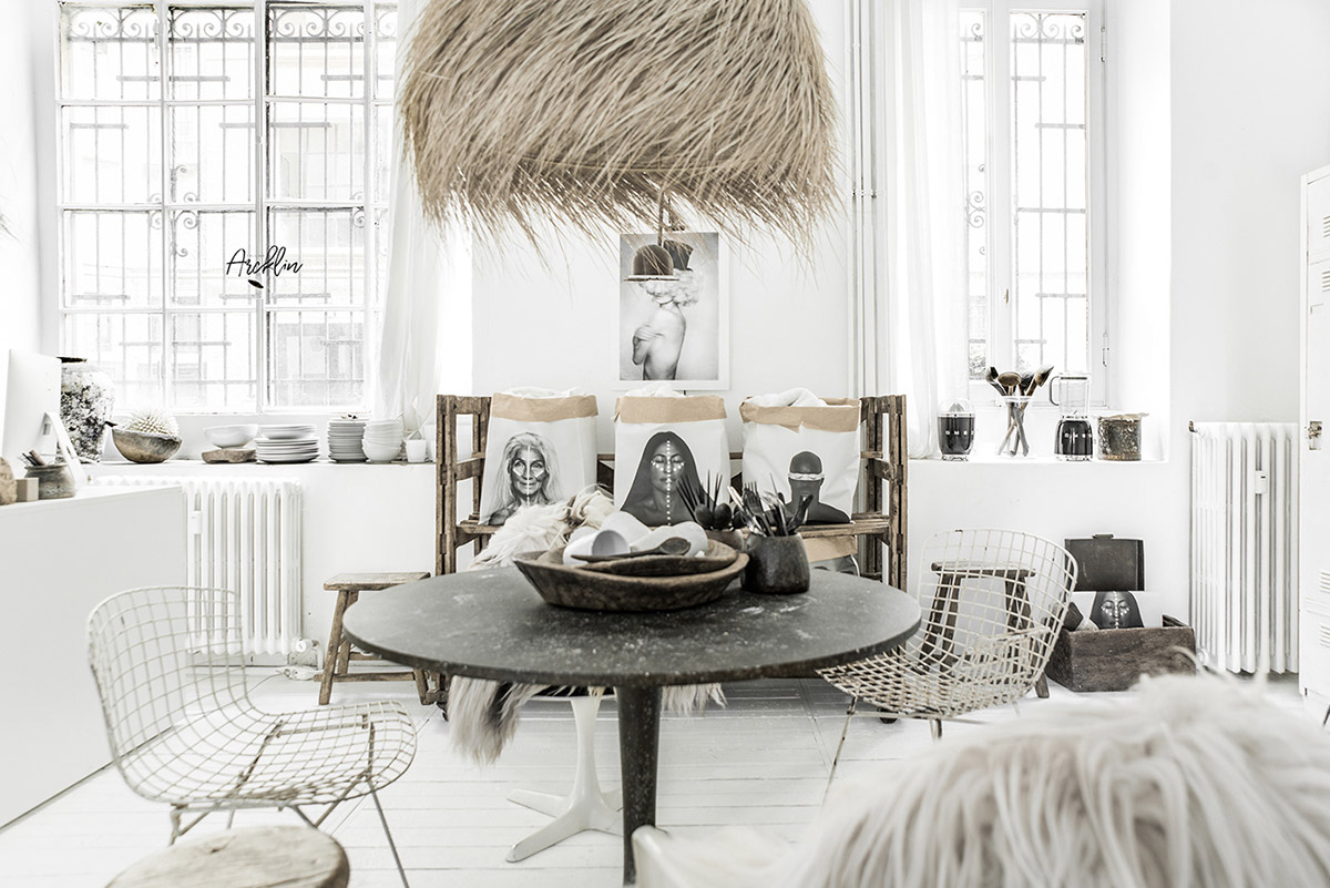 One Home's Transition To Tribal Decor