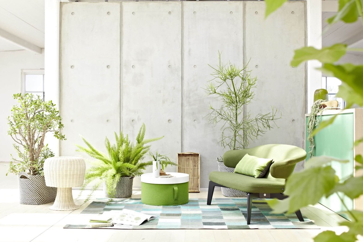 30 Gorgeous Green Living Rooms And Tips For Accessorizing Them images 21