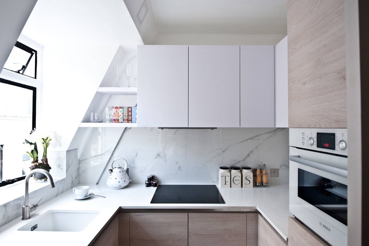 50 Splendid Small Kitchens And Ideas You Can Use From Them images 16