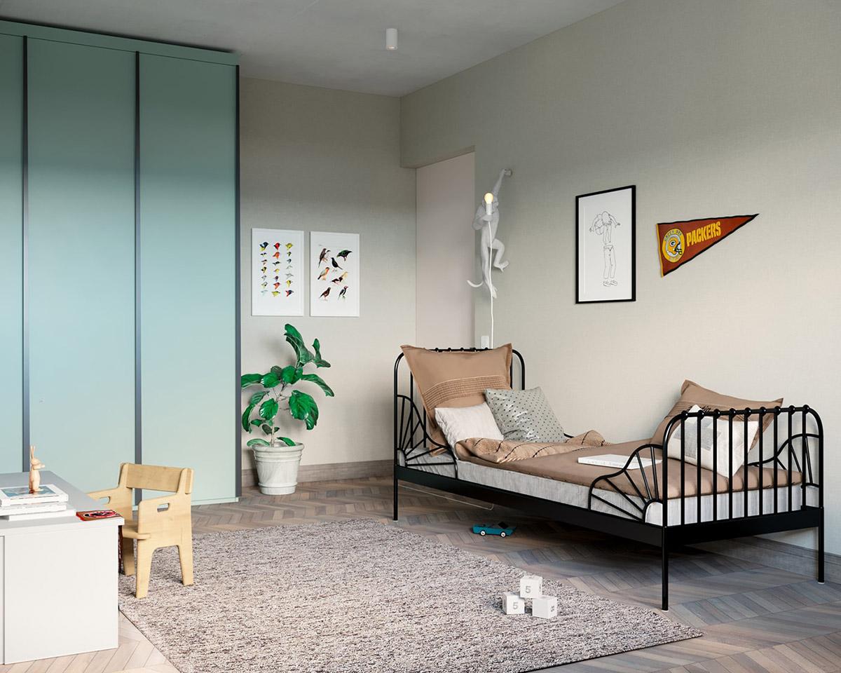 Using Muted Colours and Shapes As Scandi Style Decor images 31