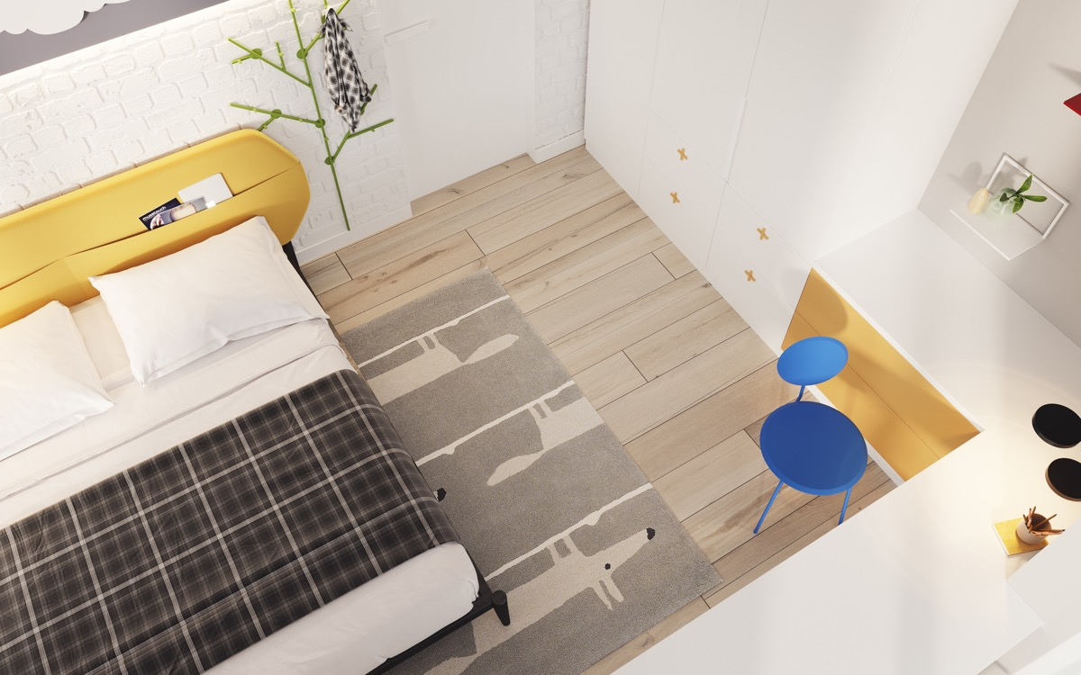 Using Muted Colours and Shapes As Scandi Style Decor images 4