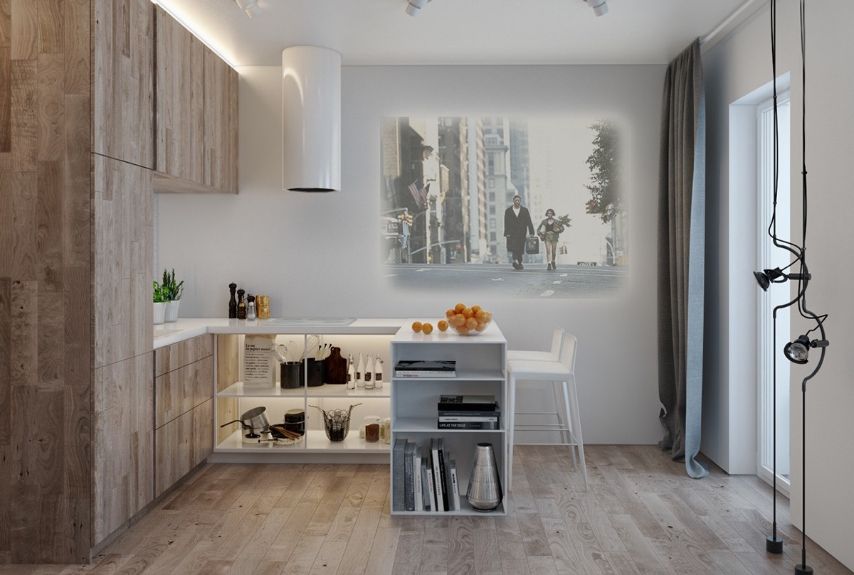 50 Splendid Small Kitchens And Ideas You Can Use From Them images 42