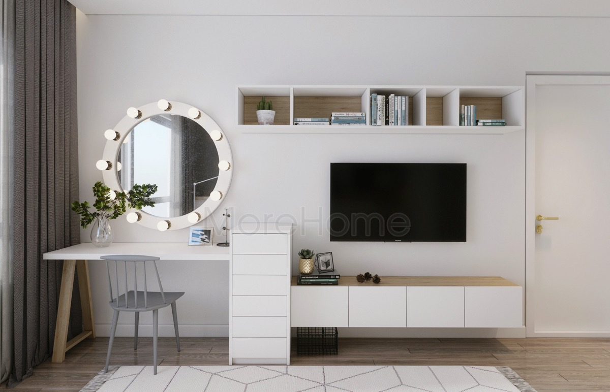 33 Gorgeous Makeup Vanities Plus Tips To Help You Accessorize Yours images 16
