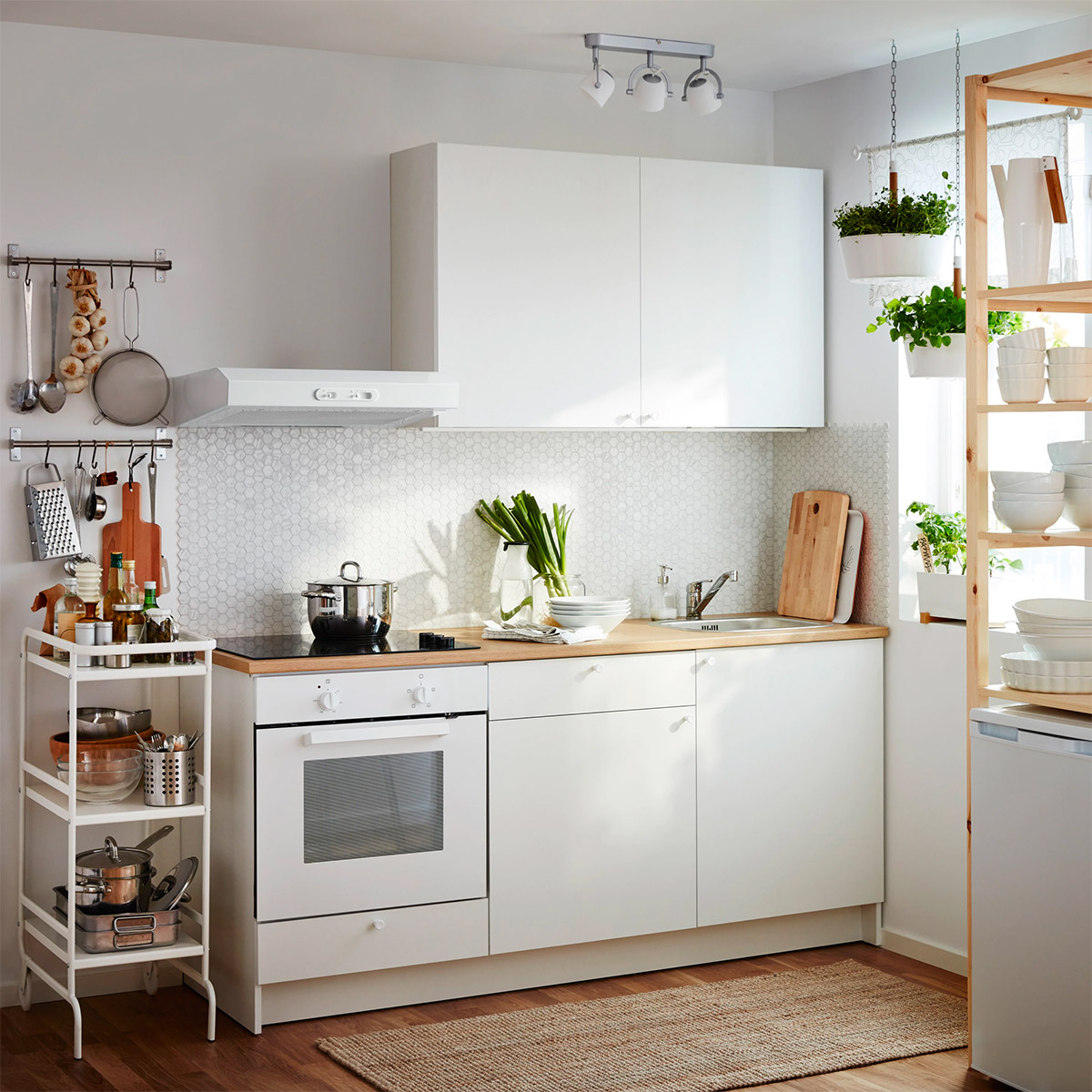 50 Splendid Small Kitchens And Ideas You Can Use From Them images 25